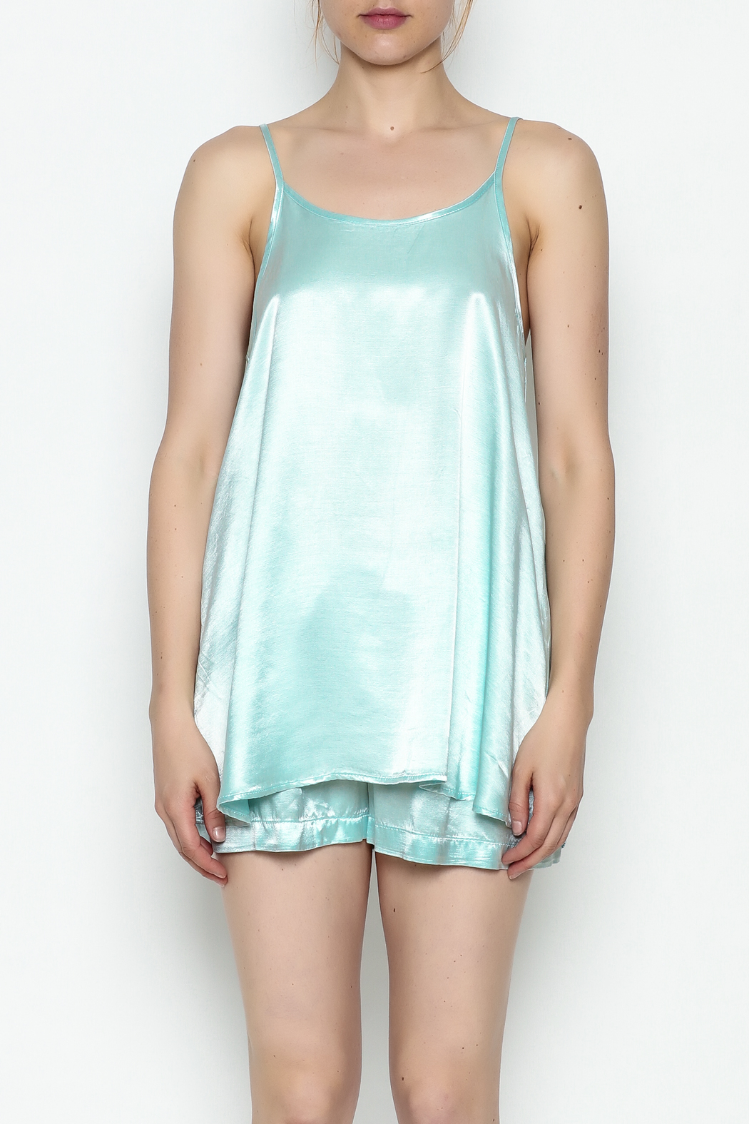 PJ Harlow Anne Cami Tank - Front Full Image