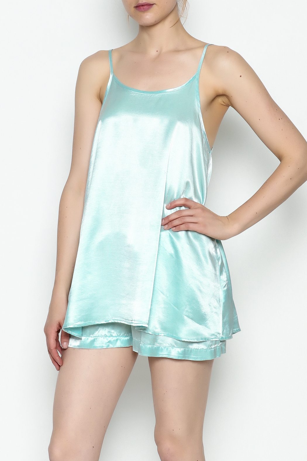 PJ Harlow Anne Cami Tank - Front Cropped Image