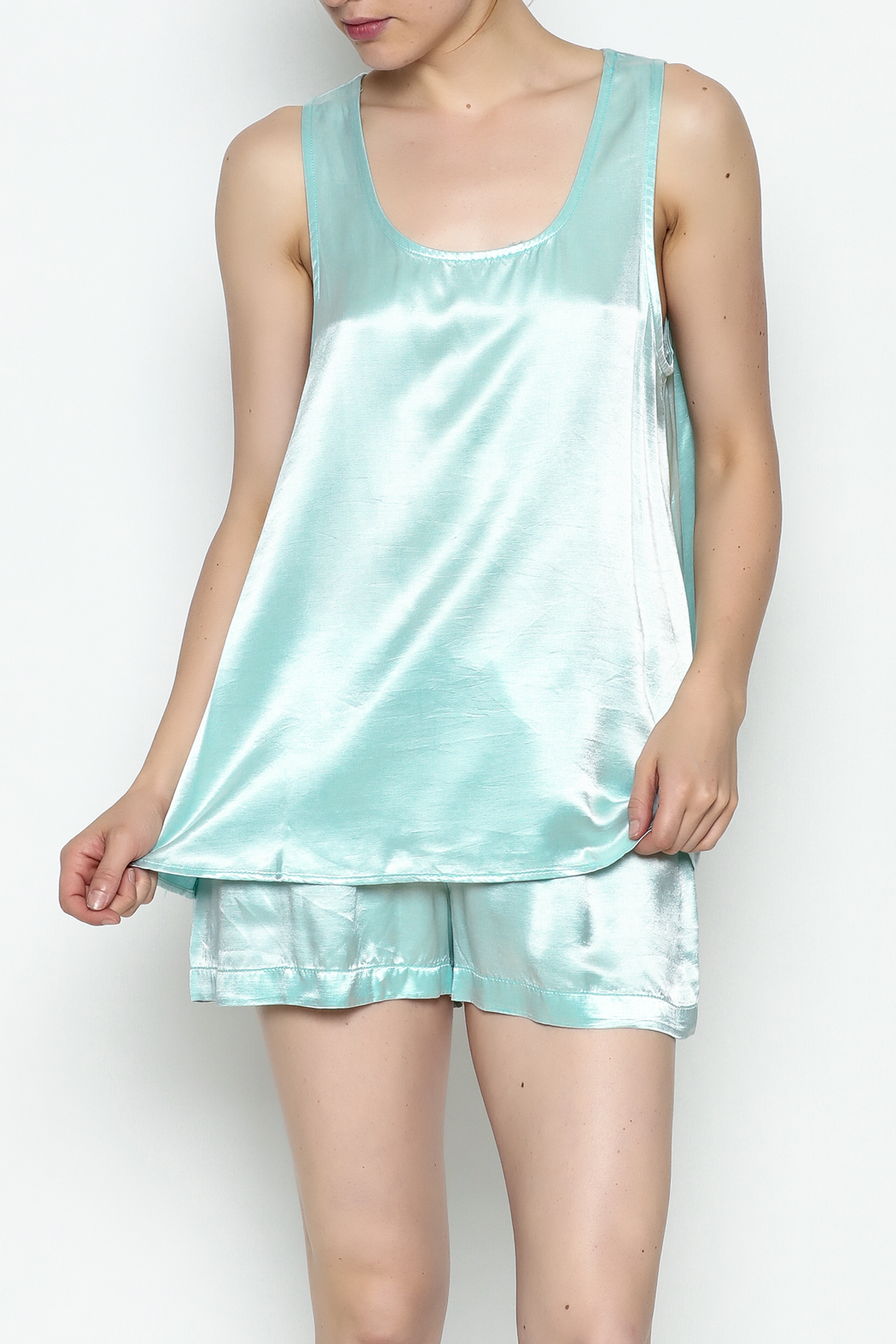 PJ Harlow Cece Cami Tank - Front Cropped Image