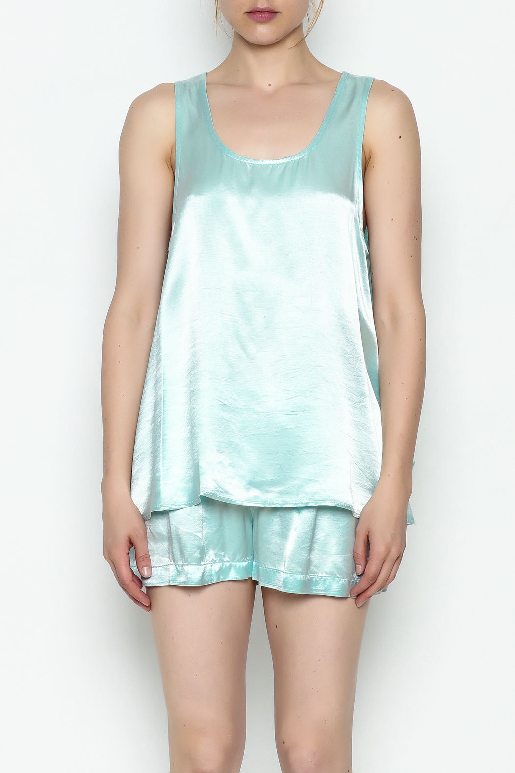 PJ Harlow Cece Cami Tank - Front Full Image