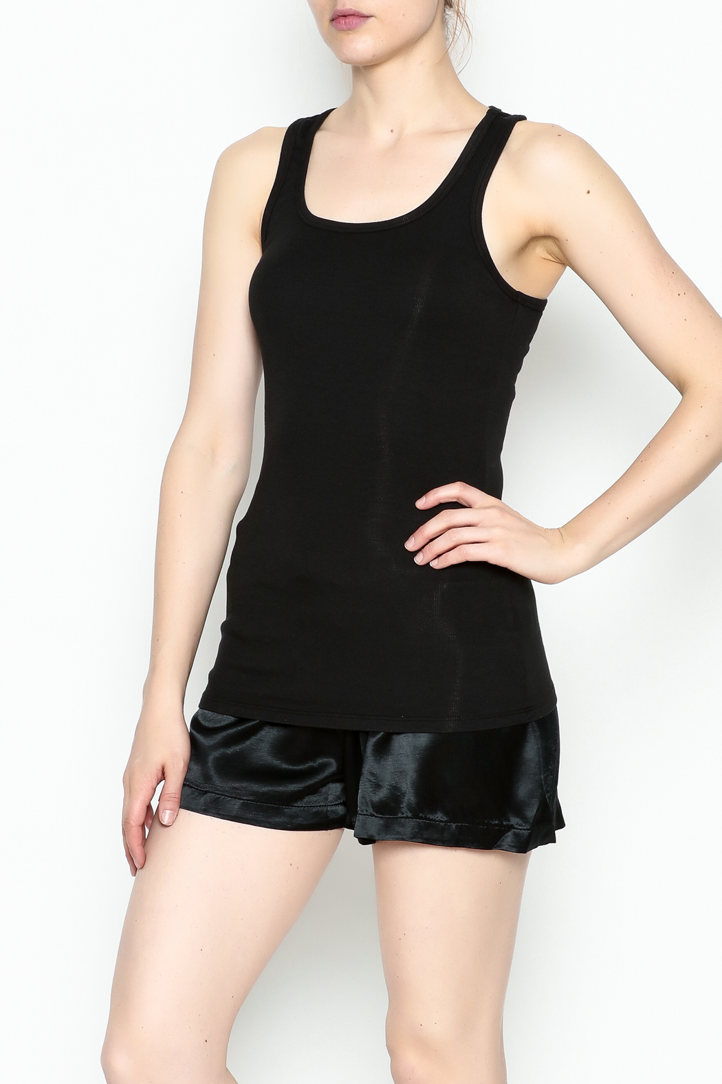 PJ Harlow Charlie Tank - Front Cropped Image