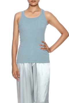 Shoptiques Product: Rib Racer Back Tank