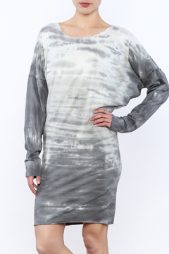 Shoptiques Product: Grey Ombre Dress