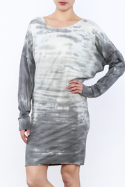 PJ Harlow Grey Ombre Dress - Product Mini Image