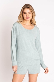 PJ Salvage Pj Long-Sleeve Top - Product Mini Image