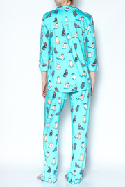 PJ Salvage Cat Pajamas - Back cropped