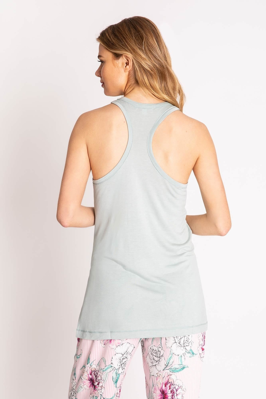 PJ Salvage Pj Tank Top - Side Cropped Image