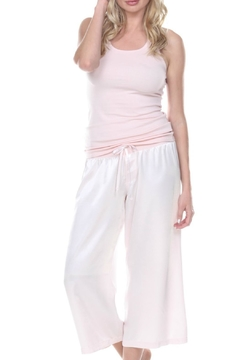Shoptiques Product: Satin Capri Pants