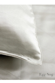 PJ Harlow Eggnog Satin Pillowcase - Product Mini Image