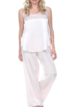 Shoptiques Product: Satin Sleepwear Tank
