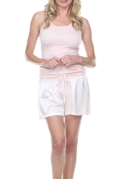 Shoptiques Product: Satin Boxer Shorts