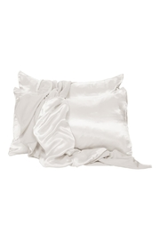 PJHARLOW Pearl Satin Pillowcase - Product Mini Image