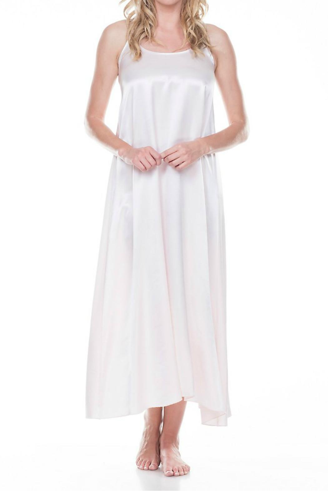 PJ Harlow Satin Long Nightgown from Rhode Island by Soap ...
