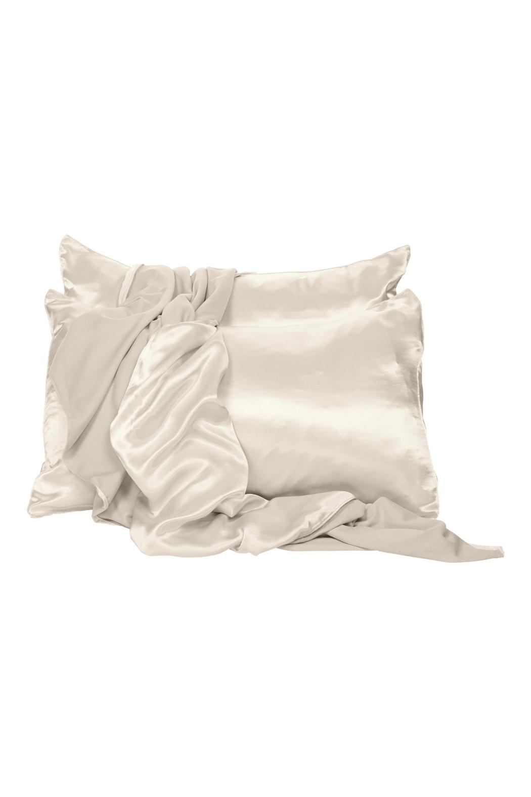 PJ Harlow Satin Pillow Cases - Main Image
