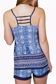 PJ Salvage Blues Traveler Cami Top - Side cropped
