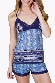 PJ Salvage Blues Traveler Cami Top - Product Mini Image
