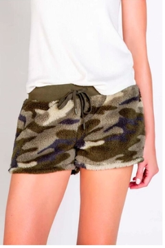 PJ Salvage Camo Banded Short - Product List Image