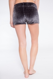 PJ Salvage Chenille Cozies Short - Front full body