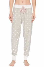 PJ Salvage Cozy Dots Jogger - Product Mini Image