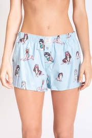 PJ Salvage Doggie Boxer Short - Front cropped