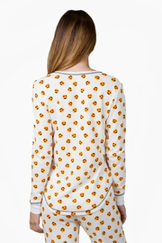PJ Salvage Emoji Pajama Top - Front full body