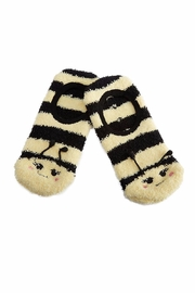 PJ Salvage Fun Sock Slipper - Front cropped