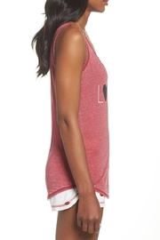 PJ Salvage Graphic Tank - Side cropped