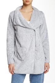 PJ Salvage Grey Cozy Cardigan - Product Mini Image