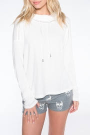 PJ Salvage Love You Hoody - Front cropped