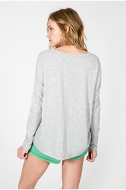 PJ Salvage Lucky Me Top - Front full body