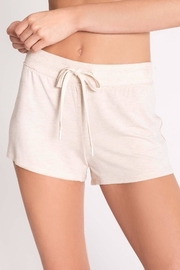 PJ Salvage Oatmeal Lounge Bottoms - Product Mini Image