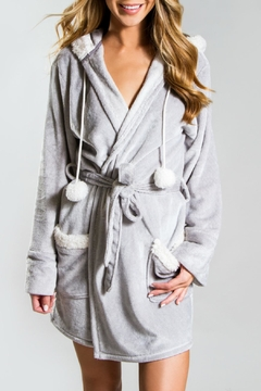 Shoptiques Product: Recor Hooded Sherpa