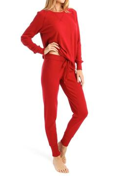 P.J. Salvage Red Ski Jammies - Alternate List Image