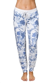 PJ Salvage Secret Garden Pants - Front full body