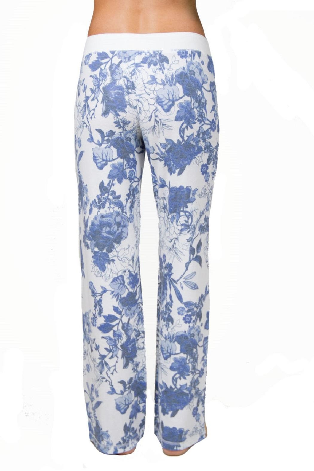 PJ Salvage Secret Garden Pants - Front Cropped Image