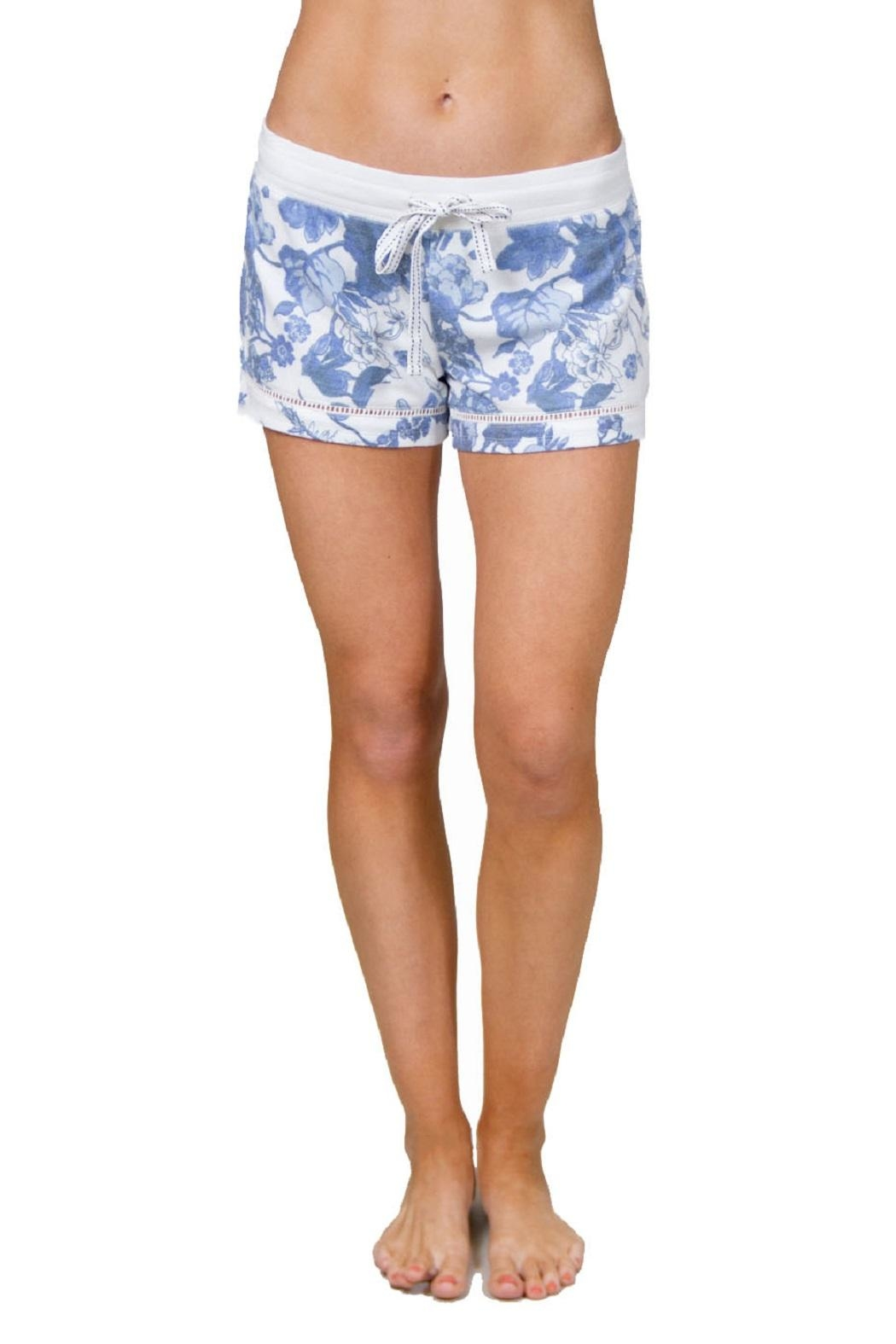PJ Salvage Secret Garden Shorts - Front Cropped Image