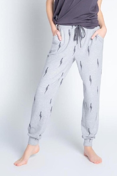 PJ Salvage Stormy Monday Banded Pant - Alternate List Image