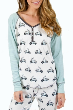 Shoptiques Product: Wild Ride Jammie
