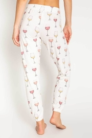 PJ Salvage Wine Pant - Front full body