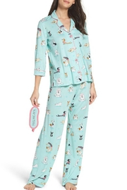 PJ Salvage Zen Dog Pajamas - Product Mini Image
