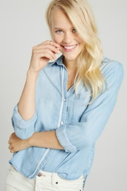 Bella Dahl Placket Button Down - Product Mini Image
