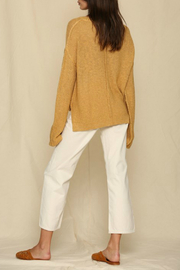 By Together  Placket Detailed Sweater - Front full body