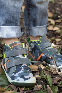 Shoptiques Product: Baby Camo Sneakers