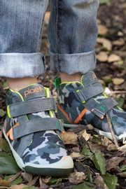 PLAE Baby Camo Sneakers - Product Mini Image