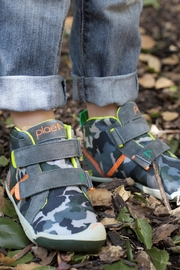 PLAE Kids Camo Sneakers - Product Mini Image