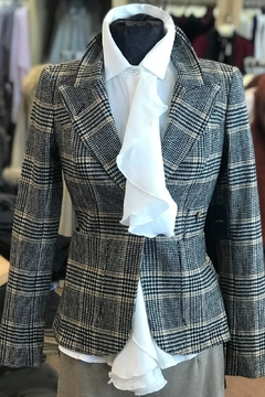 Smythe Plaid Blazer - Product List Image