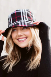 Pretty Simple Plaid Bucket Hat - Product Mini Image