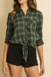 dress forum Plaid Button Down - Product Mini Image