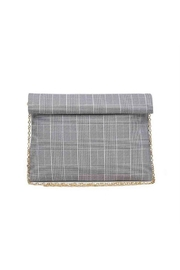 Moda Luxe Plaid Clutch - Product Mini Image