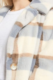 Zsupply Plaid coat - Side cropped